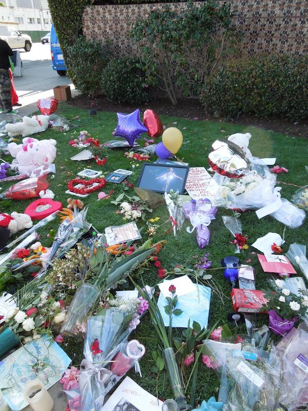 Whitney Houston tribute LA