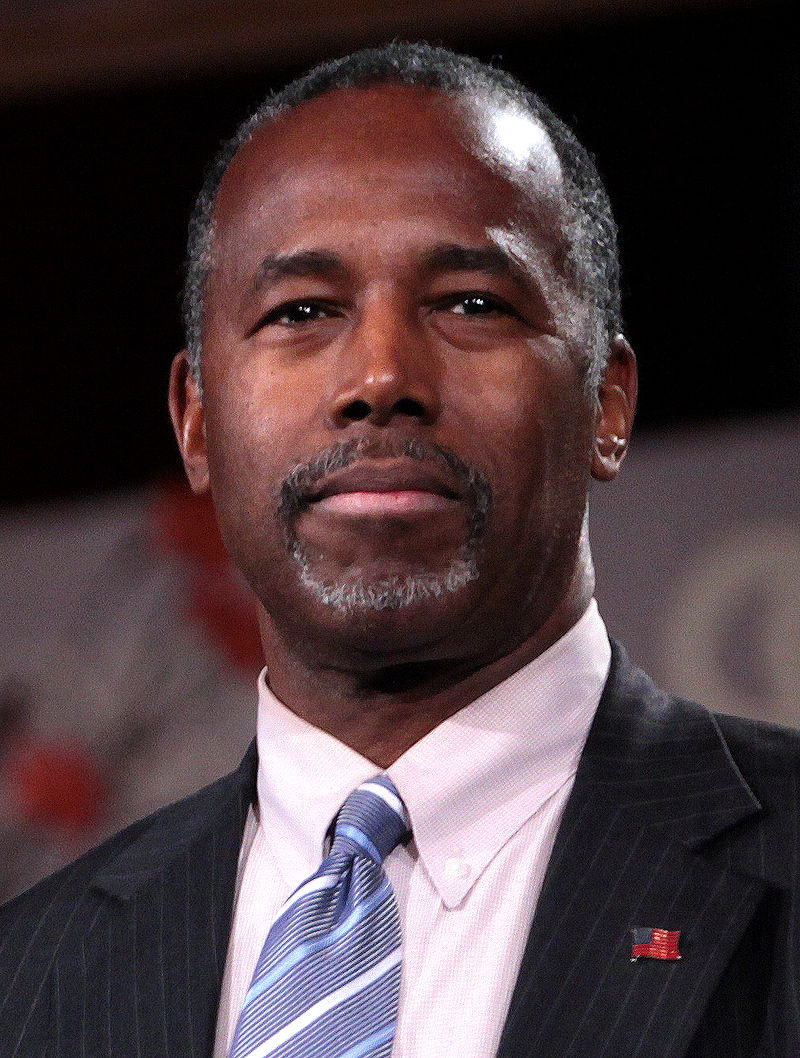 Peter 39 s place dr ben carson uses san bernardino tragedy for The carson