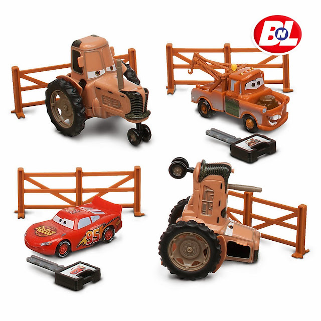 Tractor From Cars : Welcome on buy n large