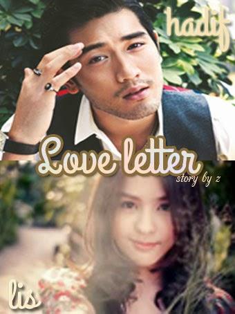 LOVE LETTER E-NOVEL POSTER
