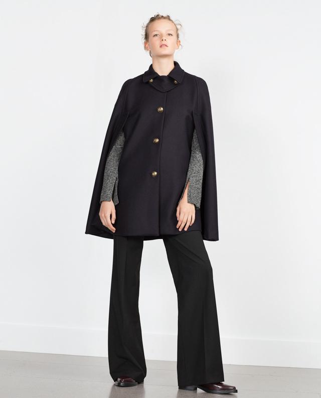 Look like a model 10 capi imperdibili nuova collezione for Zara nuova apertura