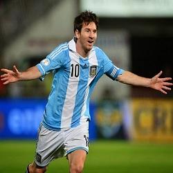 Foto Messi Terbaru