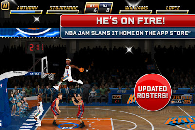 NBA Jam v01.00.17 ANDROID 2.3+