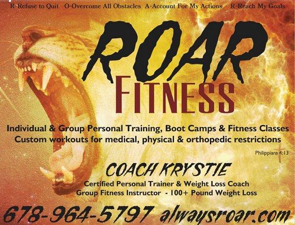 Roar Fitness