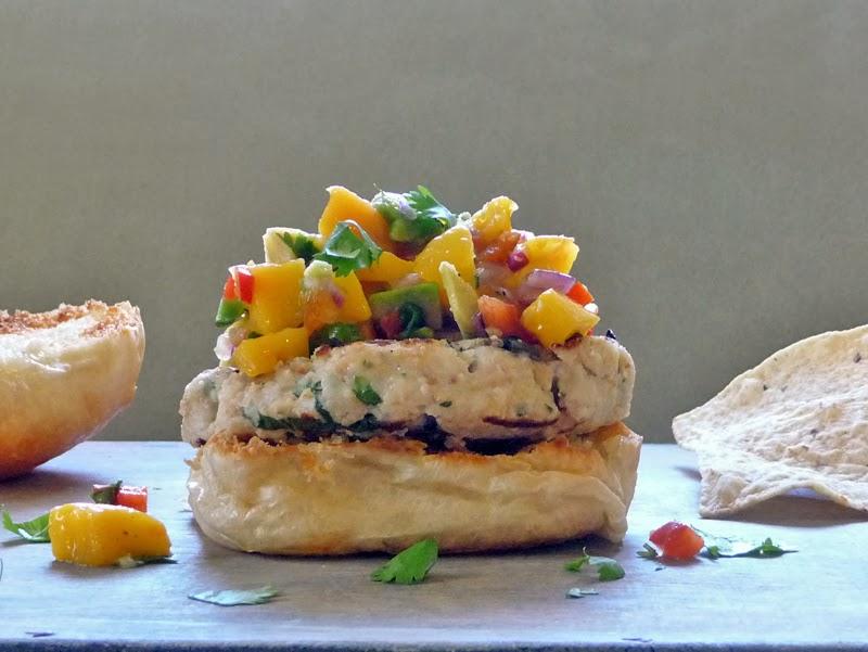 Tilapia Burger
