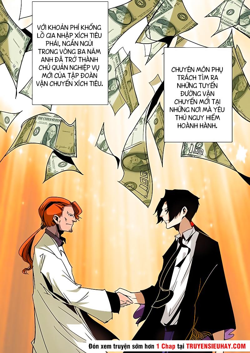 Tu Chân Tứ Vạn Niên trang 4