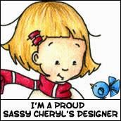 Ich war im Sassy Cheryl´s Team