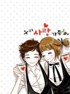 Love Story Indriindori Kartun Korea So Sweet