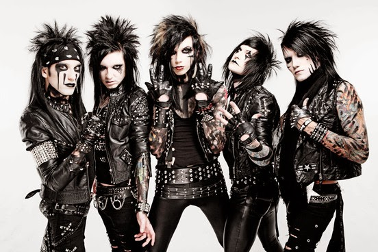 Black Veil Brides Latest Album iTunes Rock