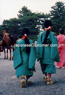 Jidai Matsuri Kyoto copyright peter hanami 2009