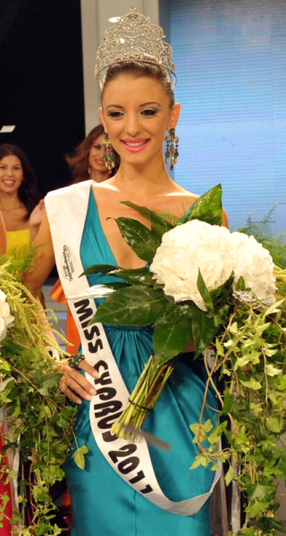 miss cyprus world 2011 winner orthodoxia panagi
