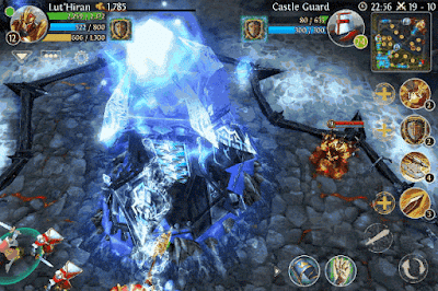 Heroes of Order & Chaos apk mod