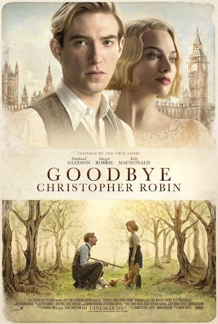 Goodbye Christopher Robin (2017) ταινιες online seires xrysoi greek subs