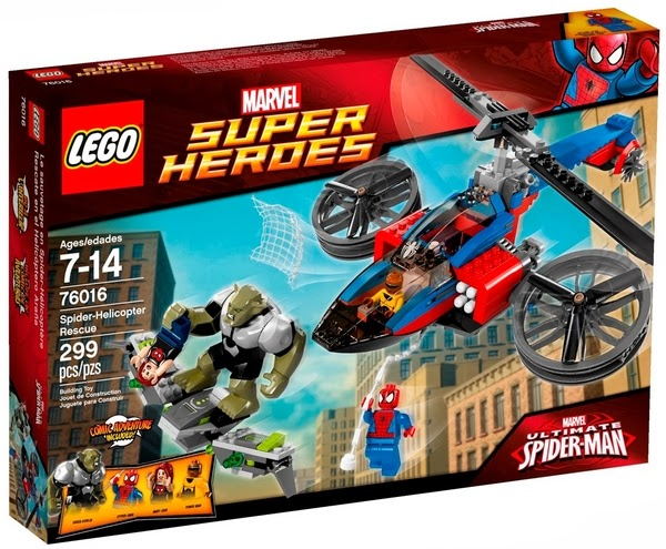 lego spider man 3 sets - photo #31