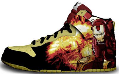 Zapatillas Nike Iron Man