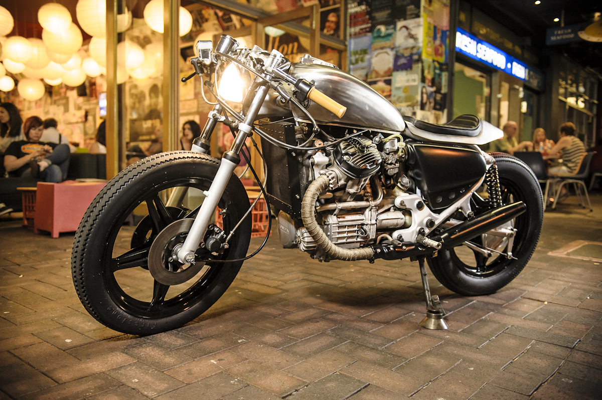 ♠milchapitas kustom bikes♠: honda cx500 by garage project ...