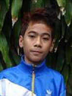 Jhonrex - Philippines (PH-924), Age 14