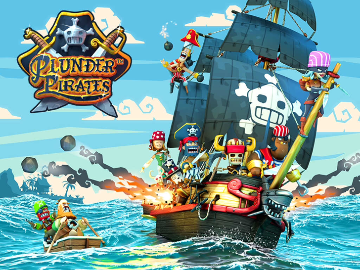 Plunder Pirates Free App Game By Rovio Stars Ltd