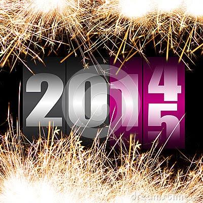 Feliz ano novo leitores do blog