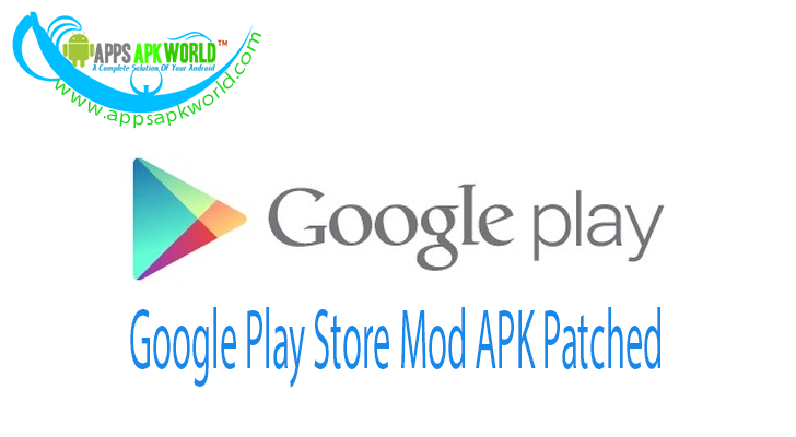 Google Play Store Mod APK v5.2.12 Patched