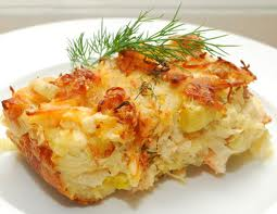Chesapeake Bay Crab Strata