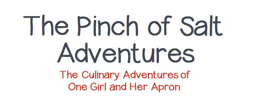 The Pinch Of Salt Adventures