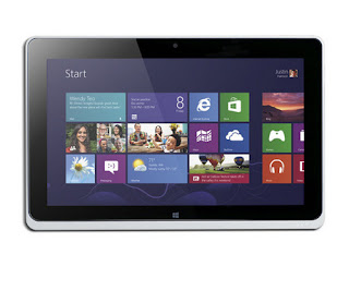 Tablet Mode Acer Iconia W510