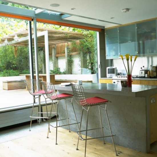 New Home Interior Design Modern Kitchen Extensions