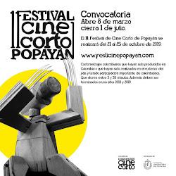 FESTICINE DE CINE CORTO DE POPAYÁN DEL 21-25 DE COTUBRE