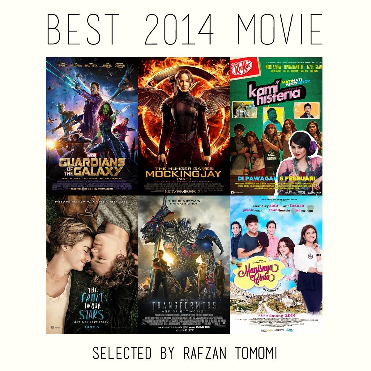 BEST 2014 MOVIE