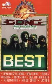 Kord Gitar Gong 2000 - Cinta yang Hilang | God Bless