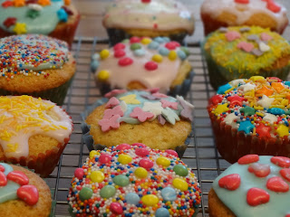 Children's Fairy Cakes