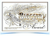 """Premio otorgado por el blog """" JULIA Y SUS RECETAS"""""""