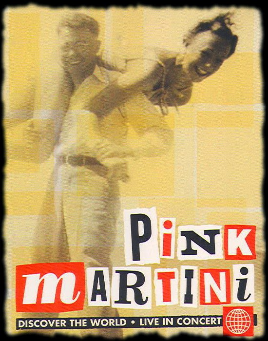 Pink Martini - Discover The World Live 2009 ... 75 minutos