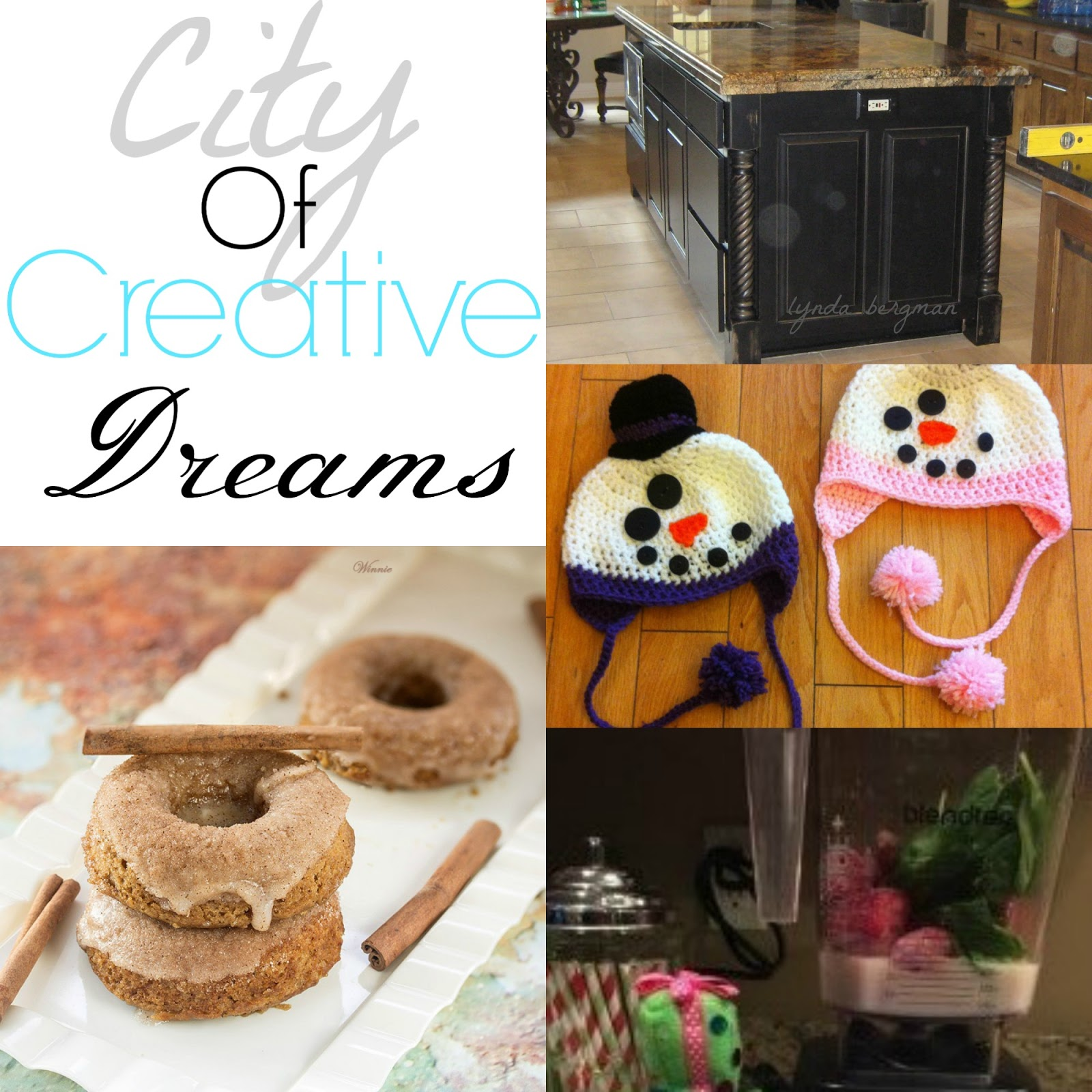 city of creative dreams- link party