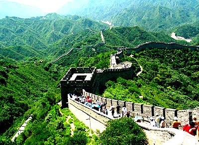 ข้อเท็จจริง เกี่ยวกับ กำแพงเมืองจีน The Great Wall of China