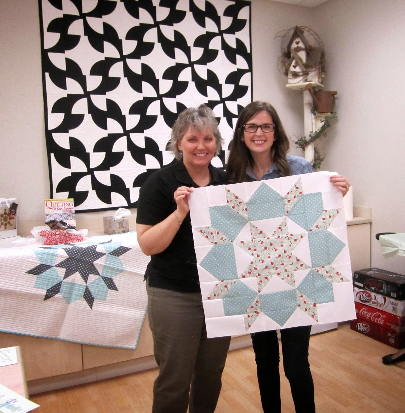 swoon block class with camille roskelley