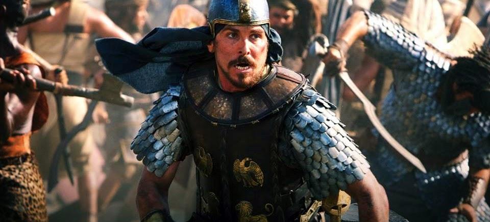 Ridley Scott fala sobre o épico bíblico Êxodo: Deuses e Reis em vídeo inédito dos bastidores
