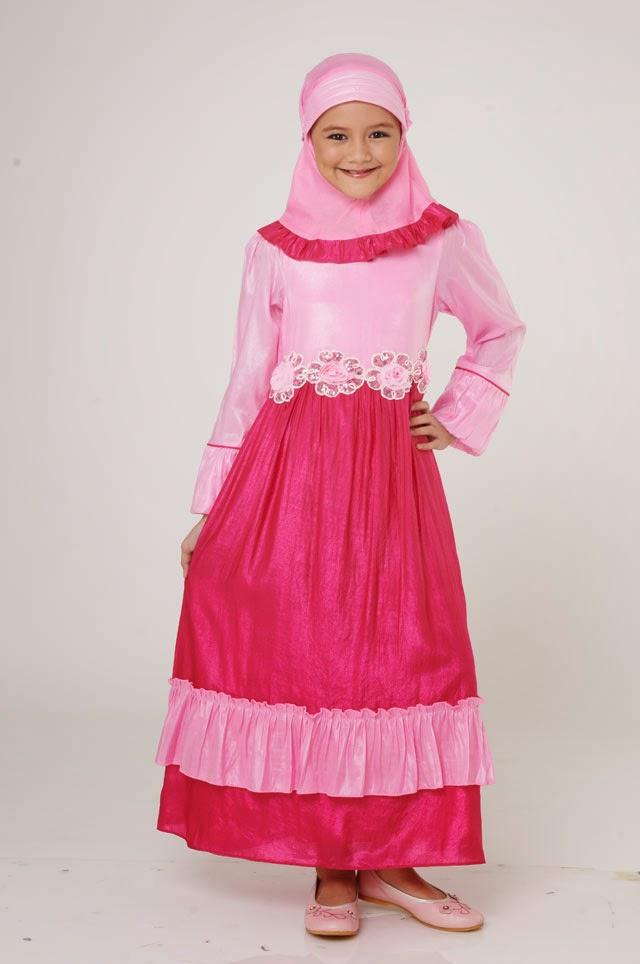 Lesjalouses Contoh Model Baju Muslim Untuk Anak 2015 Terbaru