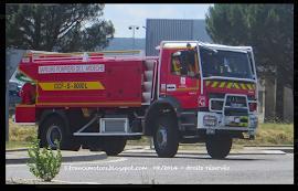 Mes photos des véhicules de secours