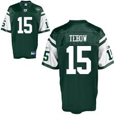 tebow jersey