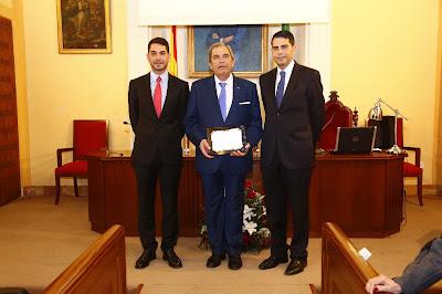 Adolfo, José Luis y David Martín