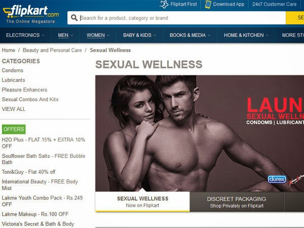 flipkart-starts-to-sell-sexual-welness-products