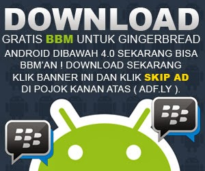 Download BBM For GingerBread!!!