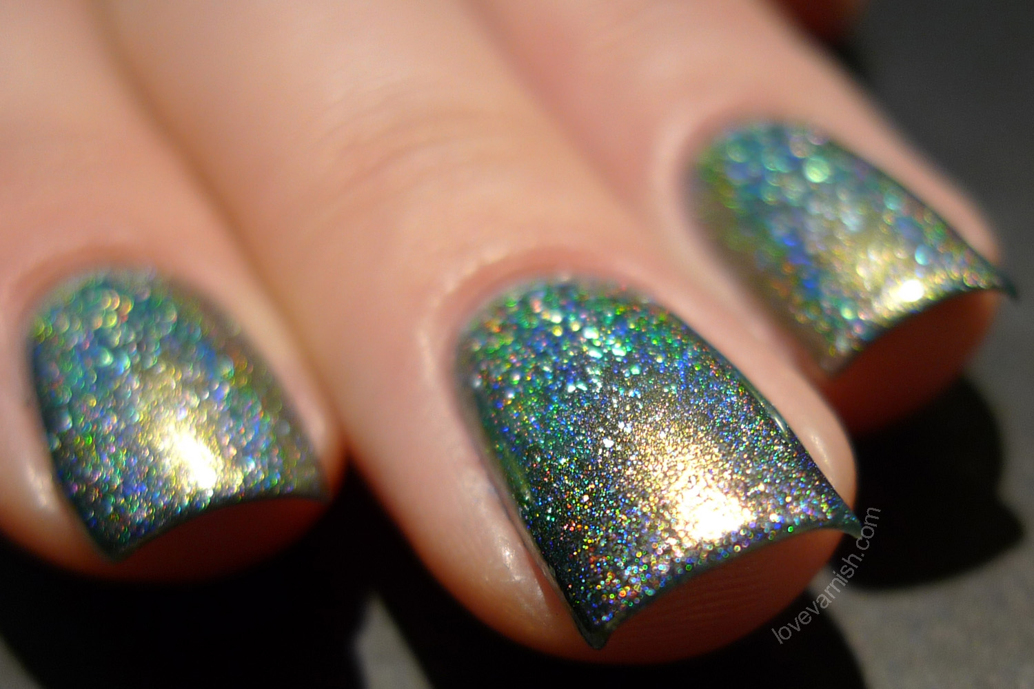 Dance Legend Holodays Different View multichrome holographic