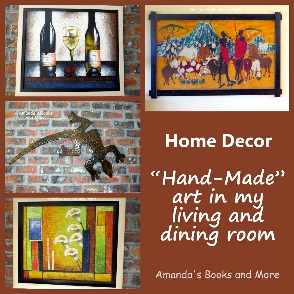 Home Decor 4 And Weekend Linky Amanda 39 S Books And More
