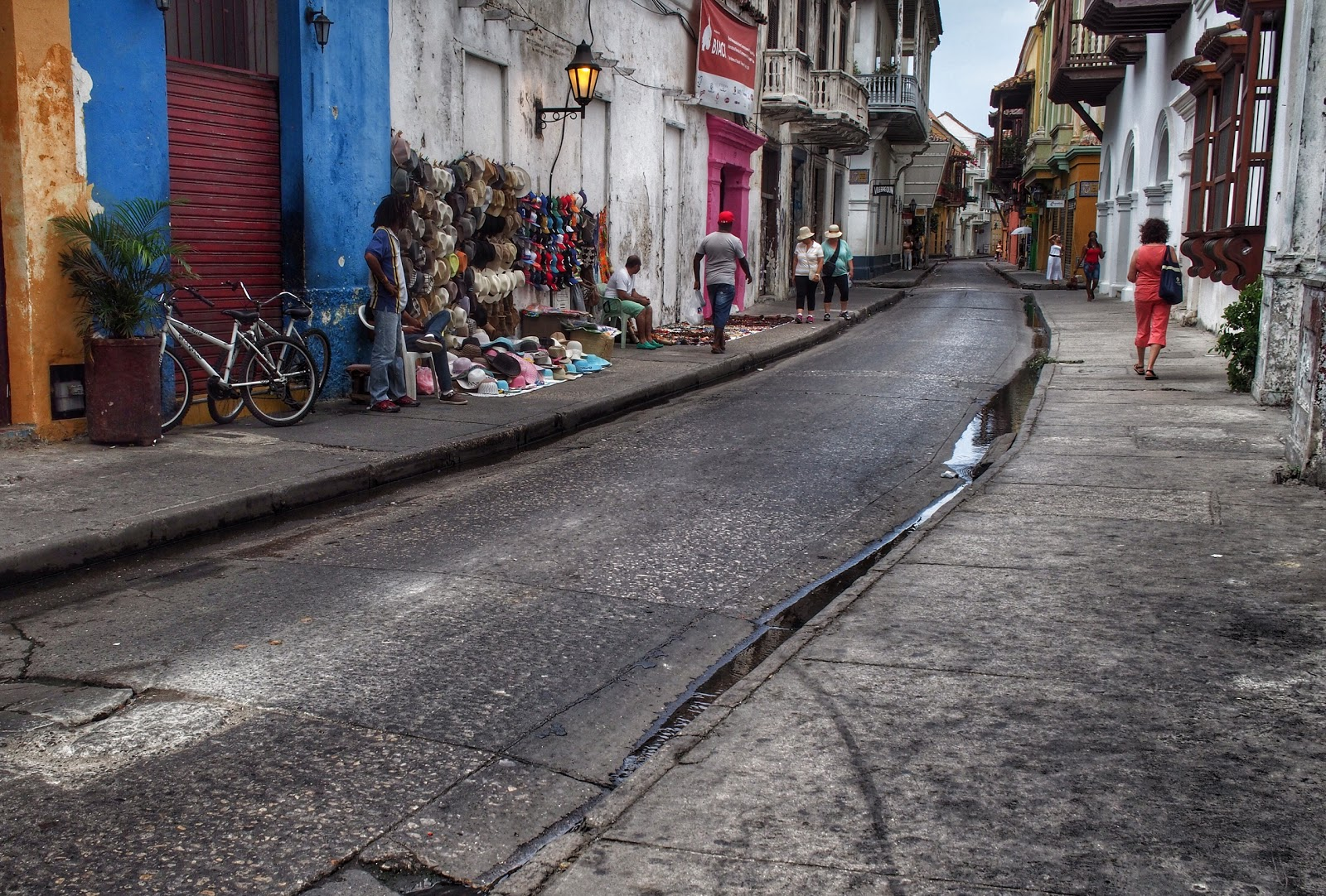 Cartagena Street, #Cartagena #Columbia 2014