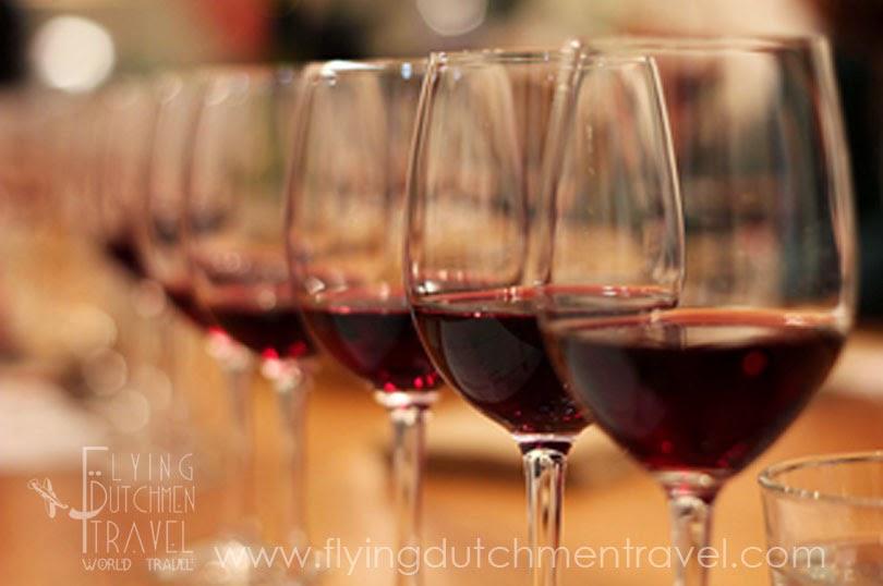 Wine Theme Cruise by Flying Dutchmen Travel, Santa Rosa