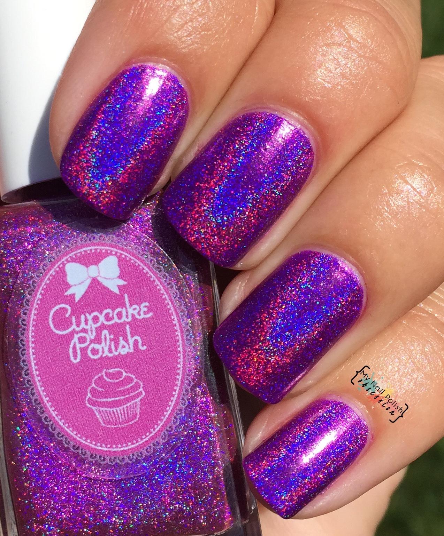 Cupcake Nails: My Nail Polish Obsession: Cupcake Polish Berry Patch