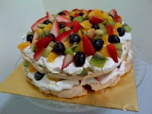 two layer pavlova